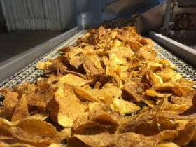 chips being made